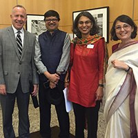 Exhibit Organized by UC Davis Alumna Throws Light on Working Women in Early 20th-Century India